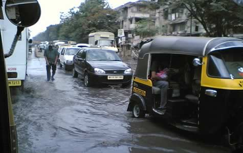 Main High Tide Dates in Mumbai when flooding can take place during the rainy season.