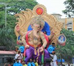 Famous Chinchpoklicha Chintamani Ganesh is among Mumbai's oldest Ganesha.