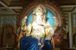 Among Mumbai's best is Icchapurti Ganesh of Fort, in Mysore Palace replica Mandal.