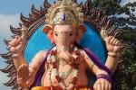 MumbaiCha Raja (Ganesh Gali) is a among Mumbai's most famous Idols
