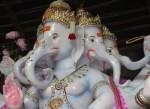 "Khetwadicha Vignaharta Ganpati is ""Pancha Mukha"" (5 headed) Ganesh"