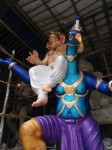 2013 Panchsheel Ganpati (Mumbai Central) is one of the best Ganesh idols in Mumbai.