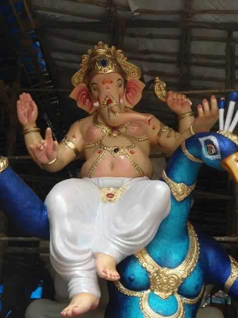 Mumbai Central's Panchsheel Ganesh is among Mumbai's best in 2013.