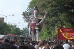 2013 Parelcha Raja (Nare Park) Ganesh is among Ganeshutsav's best idols.