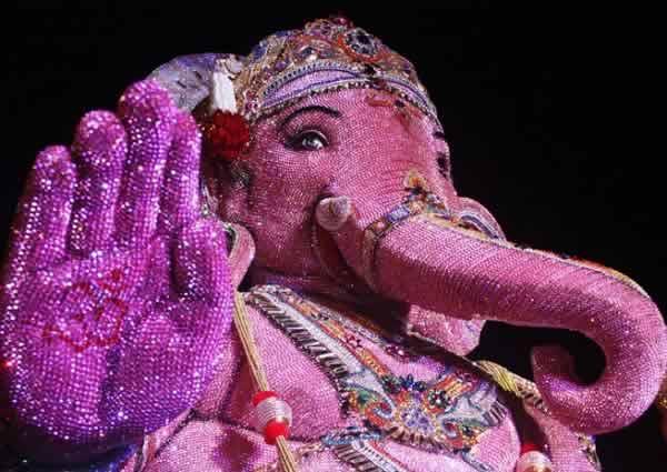 """Tulsiwadi Cha Maharaja"" at Tardeo, is among 2013's best Ganesh."