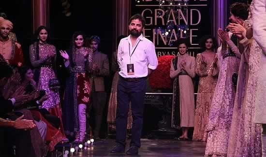 Lakme Fashion Show is India's biggest clothes show for Fashion Designers.