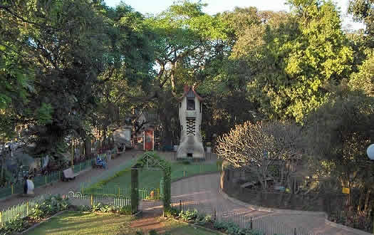 Things To Do And See at Hanging Garden Mumbai
