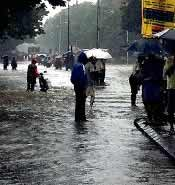 High tide dates that may cause floods during 2014 Mumbai Monsoon