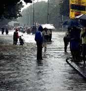 Mumbai Monsoon: Mumbai Lake Levels, Flood Risk High Tide Dates