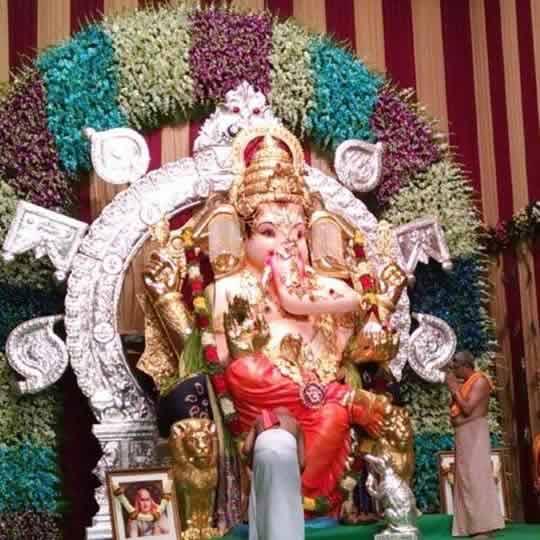 GSB Seva Mandal is Mumbai's Richest Ganpati Mandal.