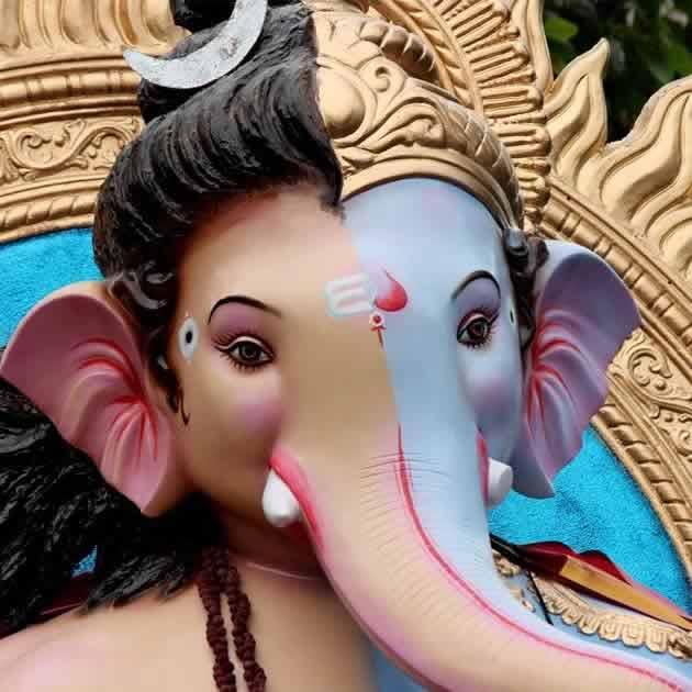 """Khetwadi Galli (Lane) 11 Ganesh is """"Mumbai Cha Maharaja"""""""