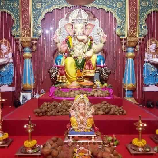 AndheriCha Raja Visarjan is one day after other Ganpatis