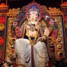 Khetwadicha Ganraj (Lane 12) among Mumbai's Best Ganpati