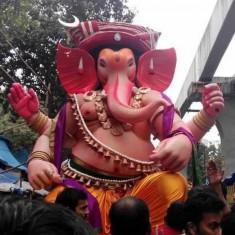Vile Parlecha Samrat is among Mumbai's best Ganesh Murti