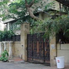 Indian Film Star, Anil Kapoor's Bungalow at JVPD, Juhu