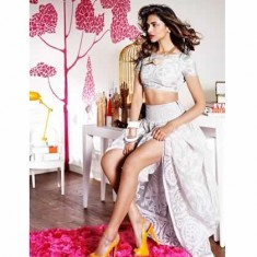 Picture of Deepika Padukone in her Bedroom