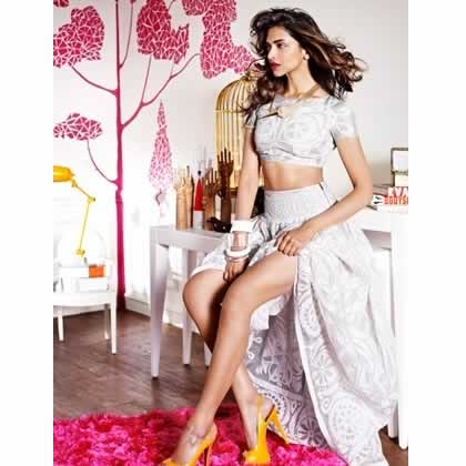 Deepika home picture.