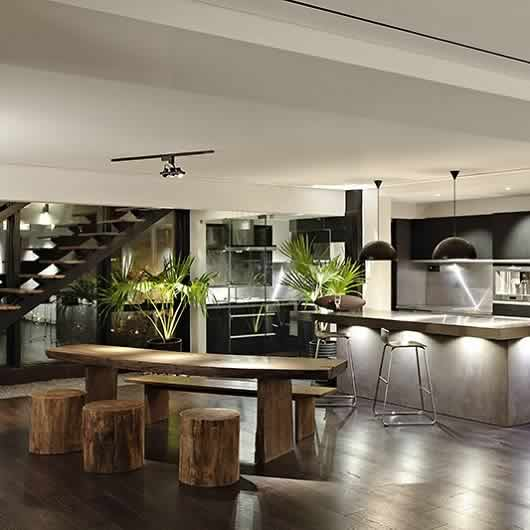 John Abraham's Home Designed by his Father and Brother