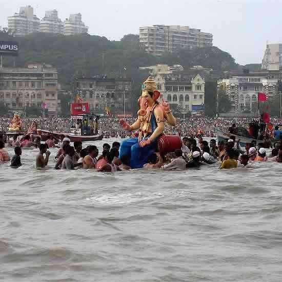 Mumbai Is World Famous For Celebrating Ganesh Chaturthi
