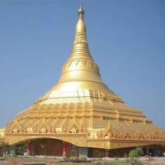 Global Vipasana Pagoda Is One Of Mumbai's Best Religious Places