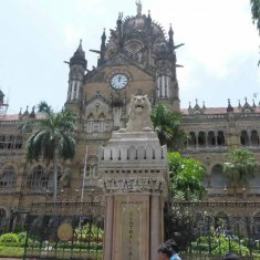 Mumbai's VT (CST) Station Is Its Most Famous Tourist Attraction
