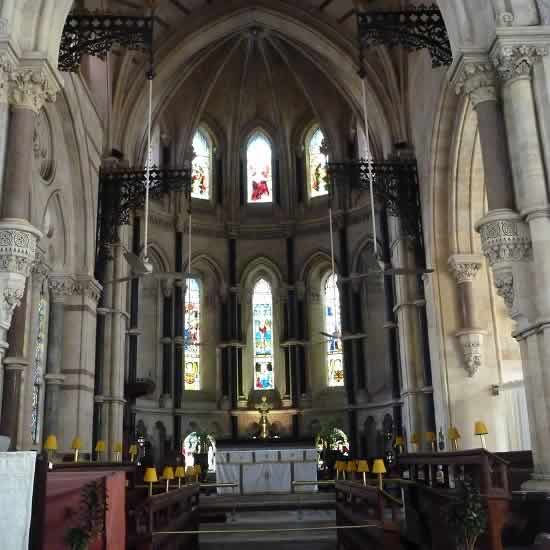 St Thomas Cathedral Is One Of Many Beautiful Churches In Mumbai