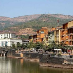 Lavasa (Maharashtra) is India's Newest Hill Station