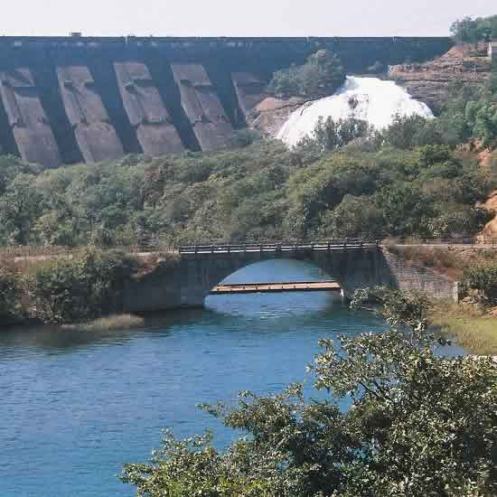 Arthur Lake and Wilson Dam are Bhandardara's Main Attractions