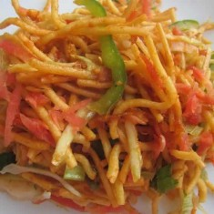 Started In Mumbai, Chinese Bhel Has Chinese & Indian Inngredients