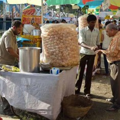 Pani Puri In Mumbai Is Different From The Rest OF India