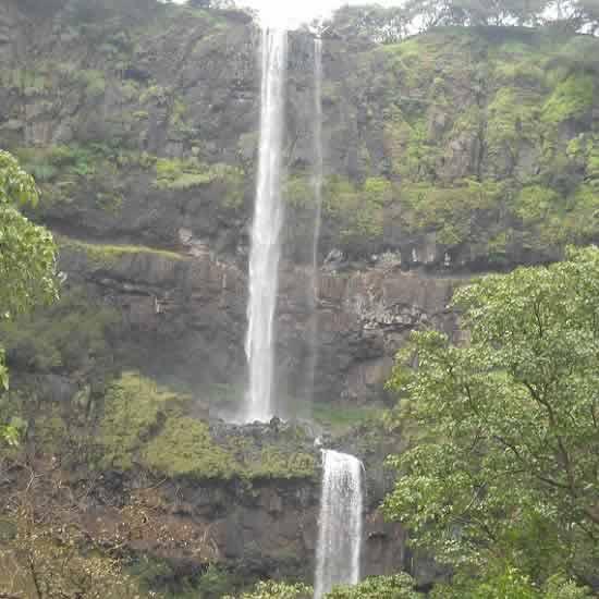 Vajrai Fall Is A Perennial Waterfall In Maharashtra