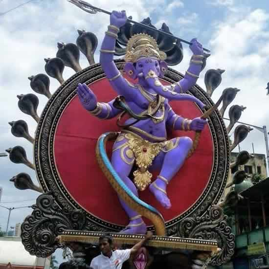 2015 Dharavi Cha Sukhakarta Ganesh is among Mumbai's Best