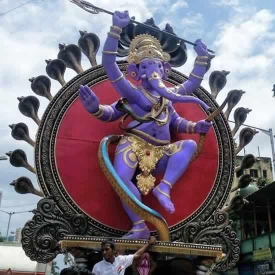 2015 Dharavicha Sukhakarta Ganpati is among Mumbai's Best