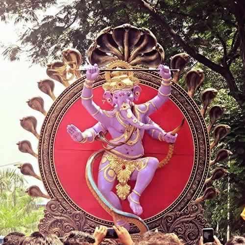 2015 Dharavicha Sukhakarta Ganesh Murti Is Amazing