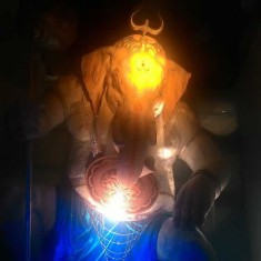 Khetwadi Galli 8 Is The Scariest Ganesh Idol In Mumbai