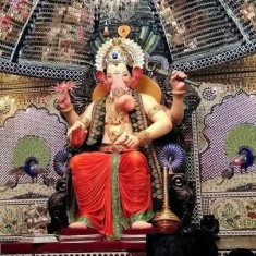 Photo of Lalbagcha Raja, Mumbai's Most Famous Ganesh