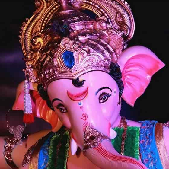 Photo Of The 2015 Mumbaicha Raja (Ganesh Galli) Ganpati