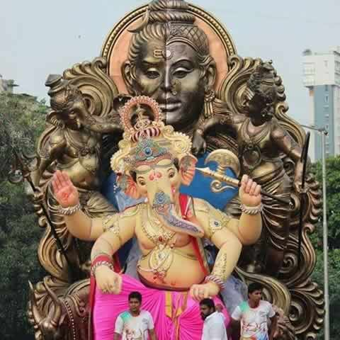 Photos of 2015 ganpati idols ganesh chaturthi in mumbai 2015 tardecha raja is a great ganesh morti from mumbai thecheapjerseys Choice Image