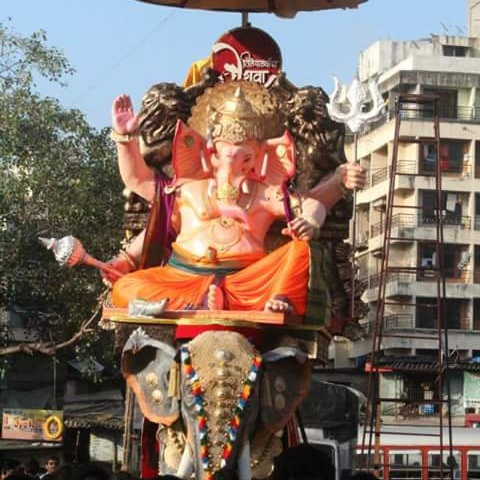 Vila ParleCha Peshwa Is Mumbai's Most Environment Friendly Ganesh