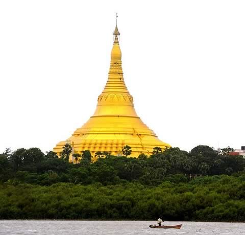 Global Vipassana Pagoda is a Must Visit Place in Mumbai