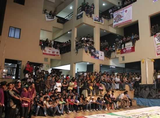 College Festivals in Mumbai are among the best in India