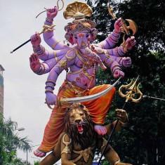 2016 Dharavi Cha Sukhkarta Ganesh Photo
