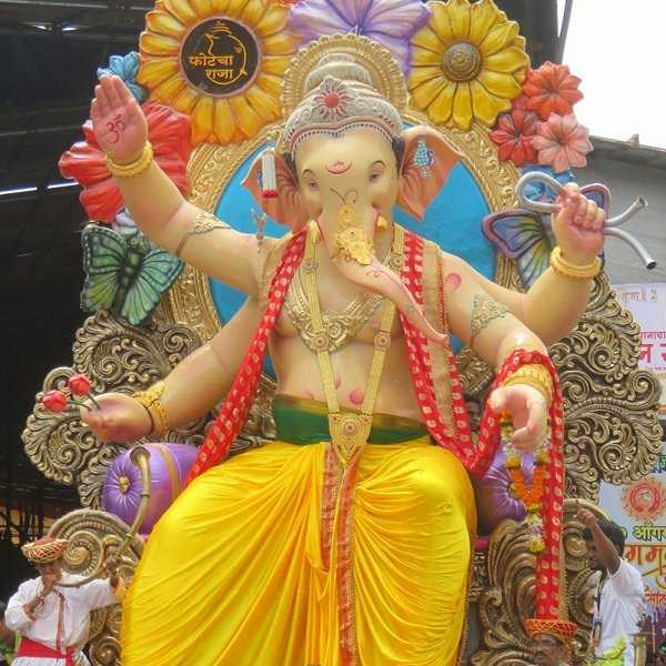 Photos of 2016 mumbai ganesh chaturthi ganesh idols wonderful mumbai fort cha raja ganpati idol at ganesh chaturthi 2016 thecheapjerseys Image collections