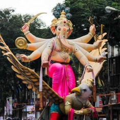 2016 Kamatipura Cha Chintamani Ganesh Photos