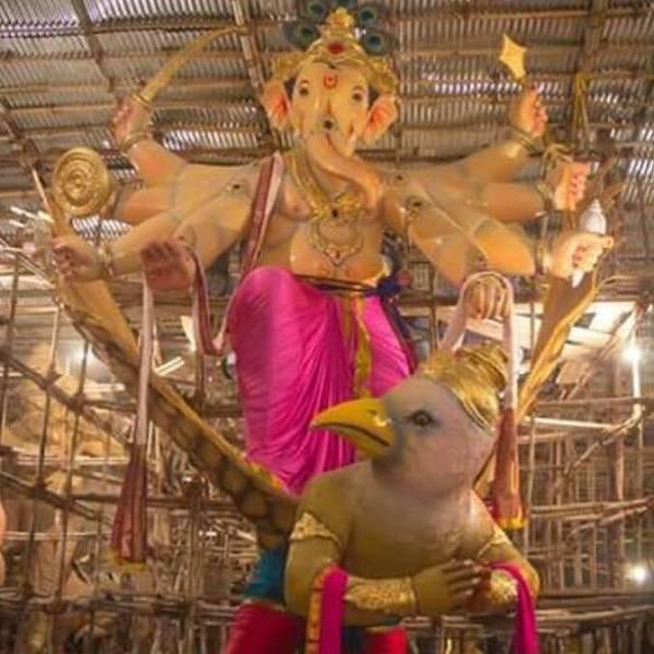 Kamatipura Cha Chintamani Murti at Ganesh Chaturthi 2016