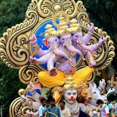 Mira Bhayander Cha Raja: Famous Ganesh in Mumbai Suburbs
