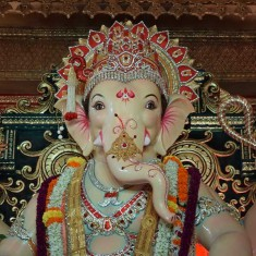 2016 Kethwadi Cha Ganraj Among Best Ganesh in Mumbai