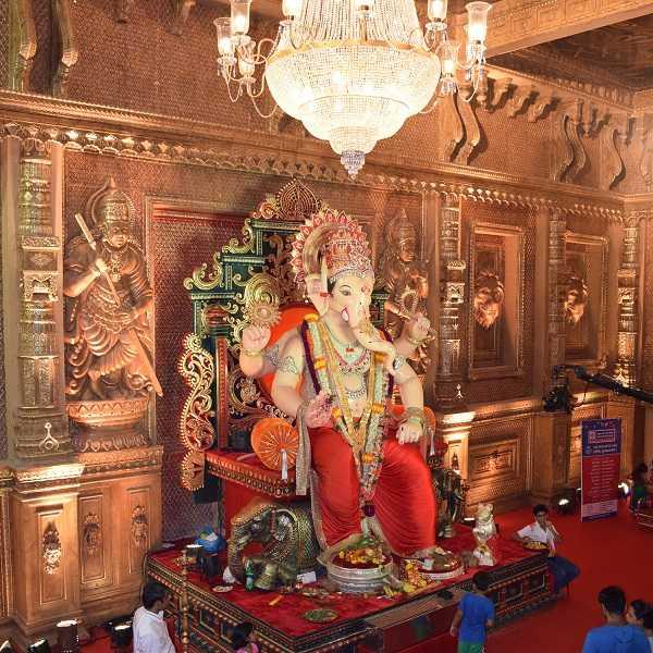 Kethwadi Lane 12 Is Among Best Ganesh Pandal In Mumbai