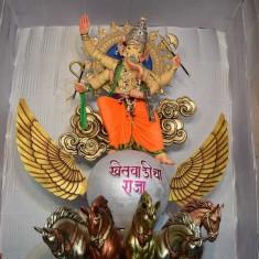 Khetwadi Khambata Lane 2016 Ganesh Picture