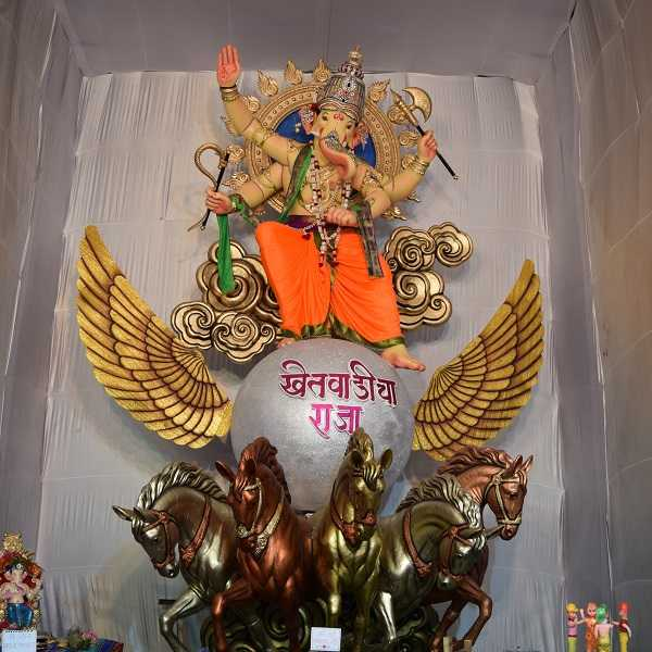 khetwadi cha raja khambata lane 2016 ganesh photo